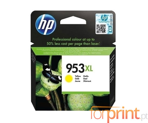 Original Ink Cartridge HP 953XL Yellow 20ml