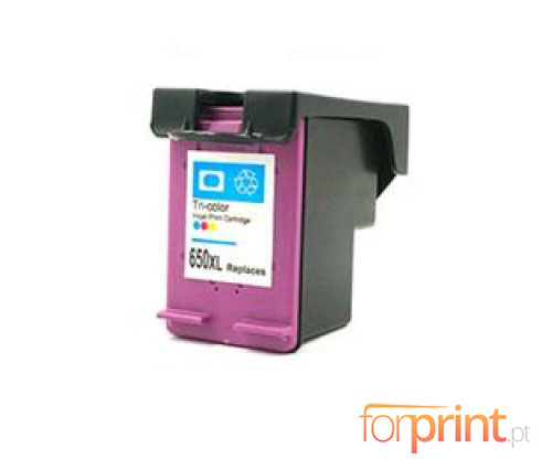 Compatible Ink Cartridge HP 650 XL Color 17ml