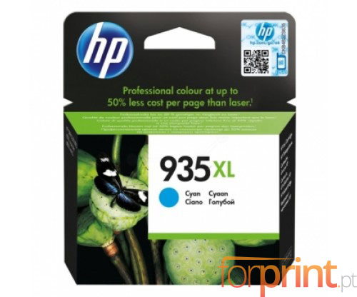 Original Ink Cartridge HP 935 XL Cyan ~ 825 Pages