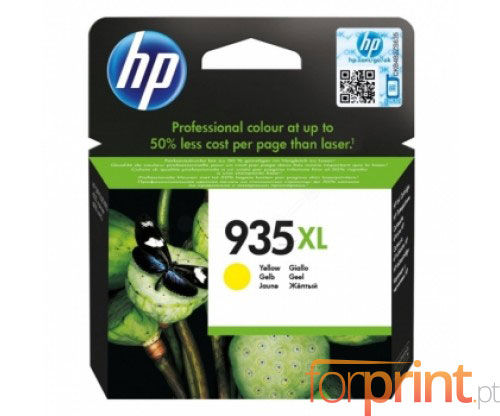 Original Ink Cartridge HP 935 XL Yellow ~ 825 Pages
