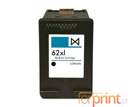 Compatible Ink Cartridge HP 62 XL Black 20ml