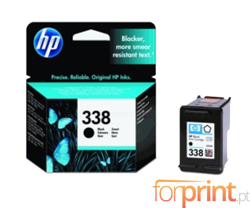 Original Ink Cartridge HP 338 Black 11ml ~ 450 Pages