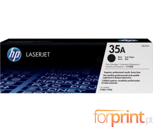 Original Toner HP 35A ~ 1.500 Pages