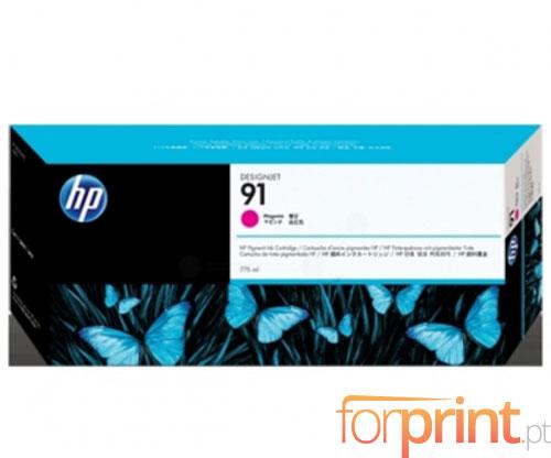 Original Ink Cartridge HP 91 Magenta 775ml