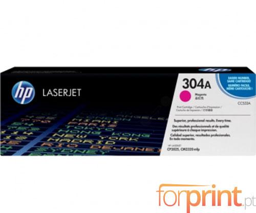 Original Toner HP 304A Magenta ~ 2.800 Pages
