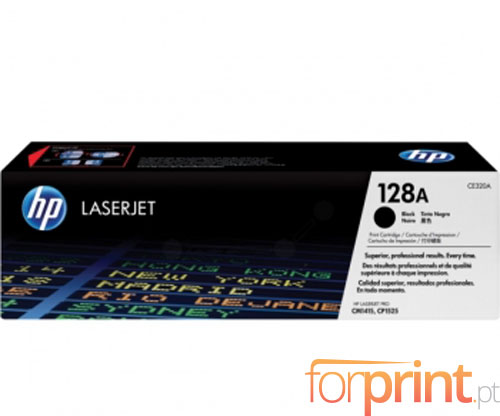 Original Toner HP 128A Black ~ 2.000 Pages