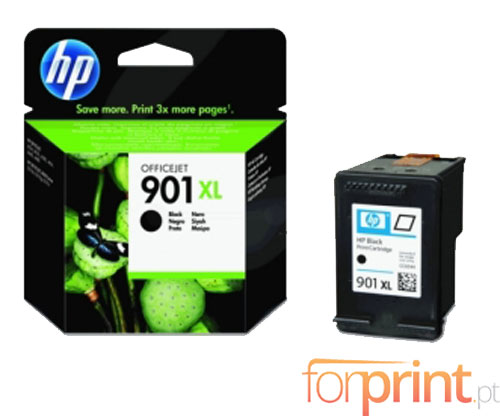 Original Ink Cartridge HP 901 XL Black 14ml ~ 700 Pages