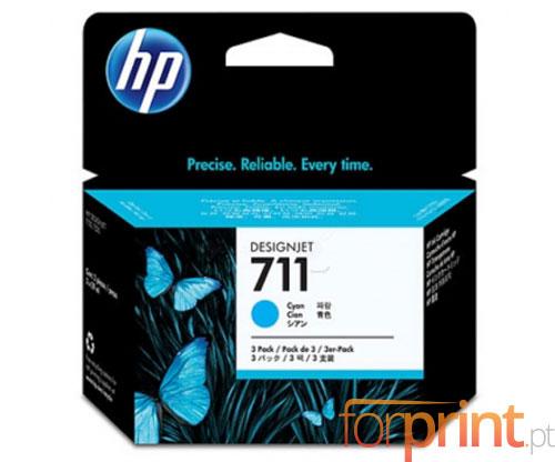 Original Ink Cartridge HP 711 Cyan 29ml
