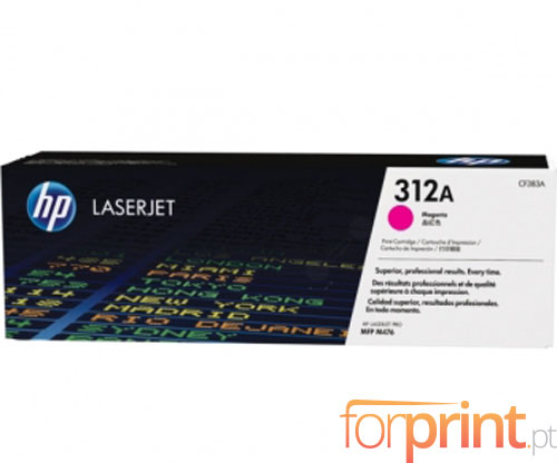 Original Toner HP 312A Magenta ~ 2.700 Pages