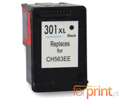 Compatible Ink Cartridge HP 301 XL Black 20ml