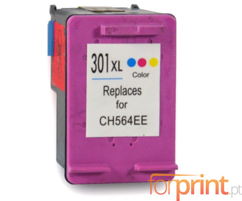 Compatible Ink Cartridge HP 301 XL Color 17ml