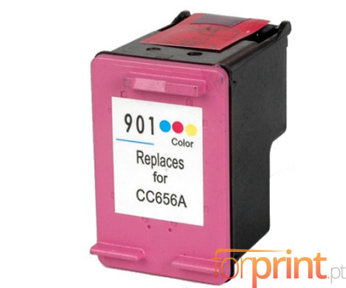 Compatible Ink Cartridge HP 901 XL Color 18ml