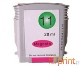 Compatible Ink Cartridge HP 11 Magenta 28ml