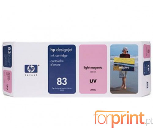Original Ink Cartridge HP 83 UV Magenta bright 680ml
