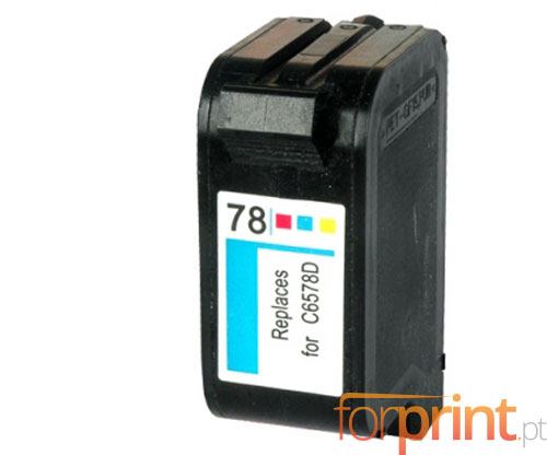Compatible Ink Cartridge HP 78 XL Color 39ml