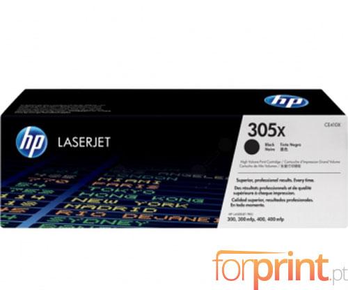 Original Toner HP 305X Black ~ 4.000 Pages