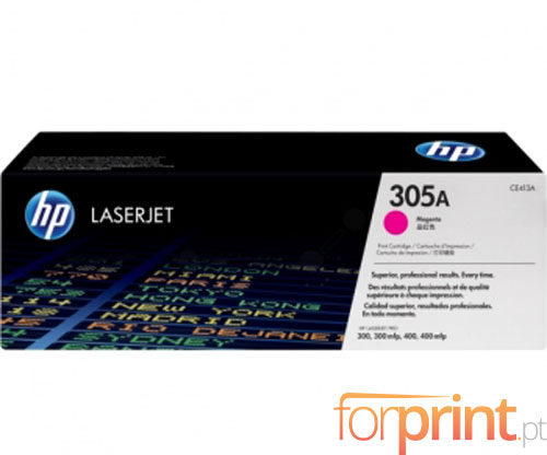 Original Toner HP 305A Magenta ~ 2.600 Pages