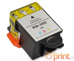Compatible Ink Cartridge Kodak 30XL Color 40ml
