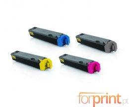 4 Compatible Toners, Kyocera TK 5160 Black + Color ~ 16.000 / 12.000 Pages