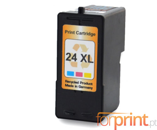Compatible Ink Cartridge Lexmark 24 XL Color 15ml