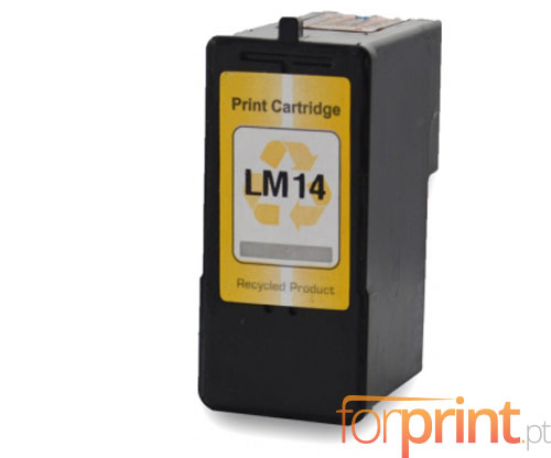 Compatible Ink Cartridge Lexmark 14 Black 21ml