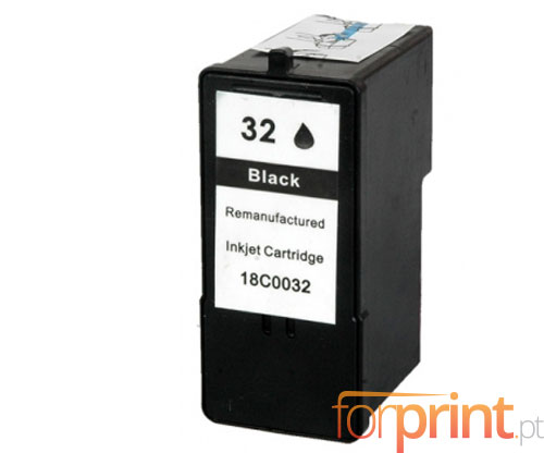 Compatible Ink Cartridge Lexmark 32 Black 21ml