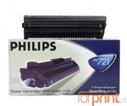 Original Toner Philips PFA721 Black ~ 3.000 Pages