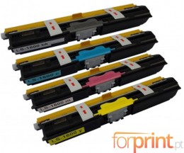 4 Compatible Toners, OKI 4425072X ~ 2.500 Pages