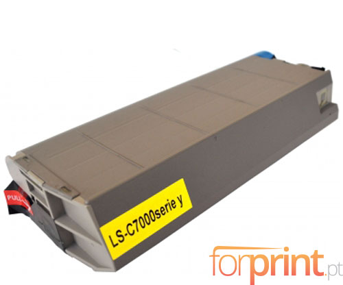Compatible Toner OKI 41304209 Yellow ~ 10.000 Pages