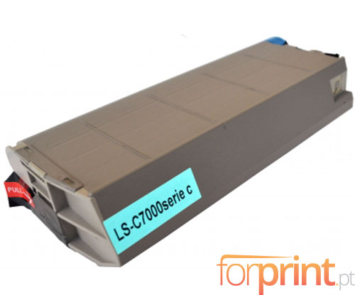 Compatible Toner OKI 41304211 Cyan ~ 10.000 Pages