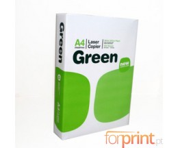 Ream of paper Green A4 ~ 500 pages