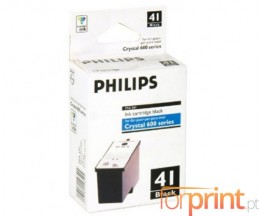 Original Ink Cartridge Philips PFA541 / 41 Black ~ 500 Pages