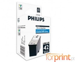 Original Ink Cartridge Philips PFA542 / 42 Black ~ 950 Pages