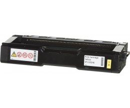 Compatible Toner Ricoh 407719 Yellow ~ 6.000 Pages