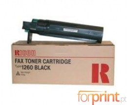 Original Toner Ricoh Type 1260 D Black ~ 5.000 Pages