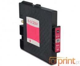 Compatible Ink Cartridge Ricoh GC-21 / GC-21 XXL Magenta 64ml