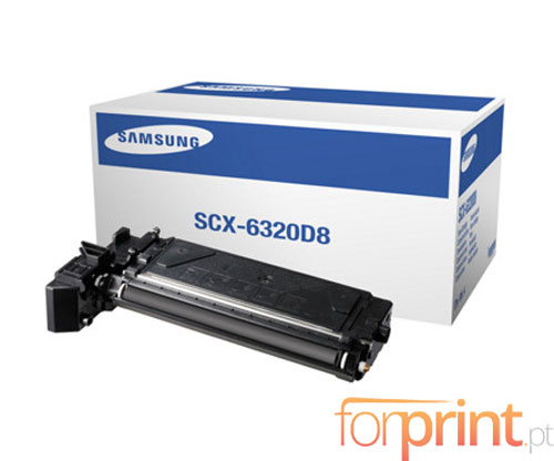 Original Toner Samsung 6320D8 Black ~ 8.000 Pages
