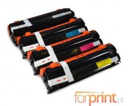 4 Compatible Toners, Samsung 506L Black + Color 6.000 / 3.500 Pages