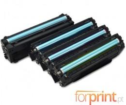 4 Compatible Toners, Samsung 504S Black + Color ~ 2.500 / 1.800 Pages