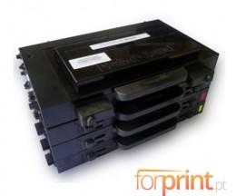 4 Compatible Toners, Samsung 510D Black + Color 7.000 / 5.000 Pages