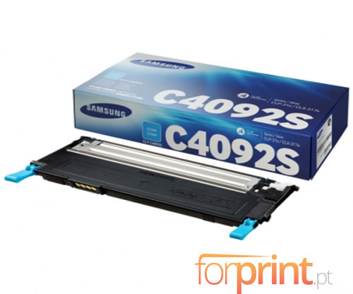 Original Toner Samsung 4092S Cyan ~ 1.000 Pages