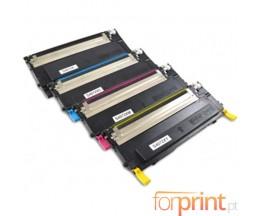 4 Compatible Toners, Samsung 4072S Black + Color ~ 1.500 / 1.000 pages