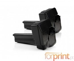 2 Compatible Toners, Toshiba T 1600 E Black ~ 5.000 Pages