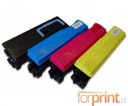 4 Compatible Toners, Utax 3626 Black + Color ~ 12.000 / 10.000 Pages