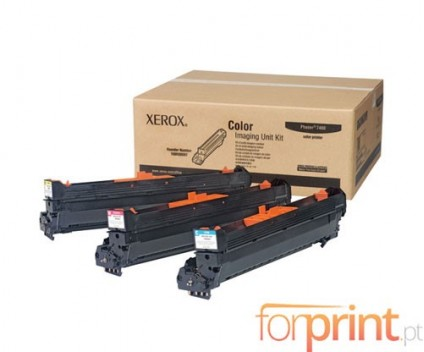 3 Original Drums, Xerox 108R00697 CMY ~ 30.000 Pages