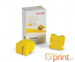 2 Original Toners, Xerox 108R00933 Yellow ~ 4.400 Pages