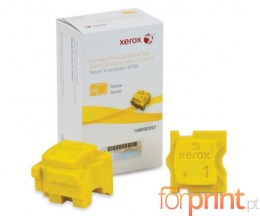 2 Original Toners, Xerox 108R00997 Yellow ~ 4.200 Pages